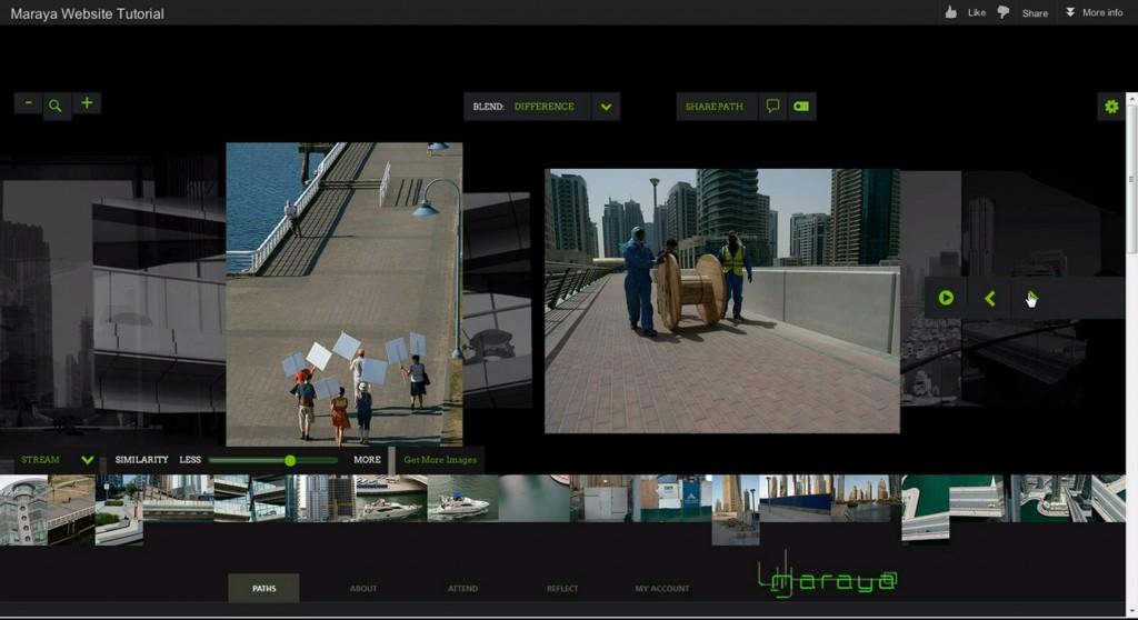 4-Maraya Platform Screenshot